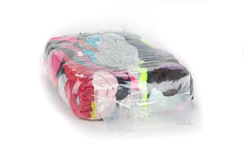 Colored polo fabric