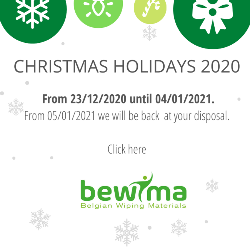 CHRISTMAS HOLIDAYS 2020 ENG Bewima popup